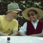 Professor Cong mit Walter Gutheinz 90er Jahre