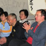Professor Cong in Weimar 2010