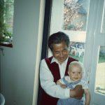 Professor Cong 1994 in Seebeck
