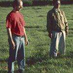 Üben in Seebeck mit Professor Cong 1994